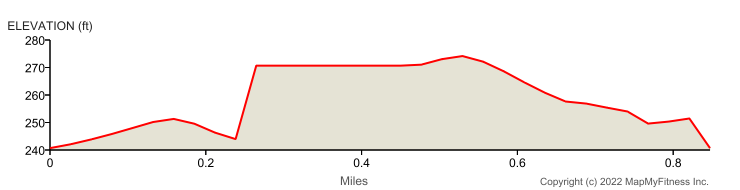 route elevation